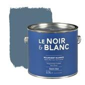 Le Noir & Blanc muurverf nuance denim blue 2,5 l