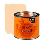 KARWEI Happy Colours accentverf zijdeglans heavy oranje fluorescerend 500 ml