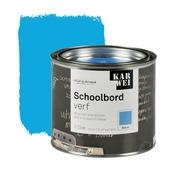 KARWEI schoolbordverf mat blauw 500 ml