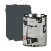 KARWEI magneetverf mat grijs 1 l