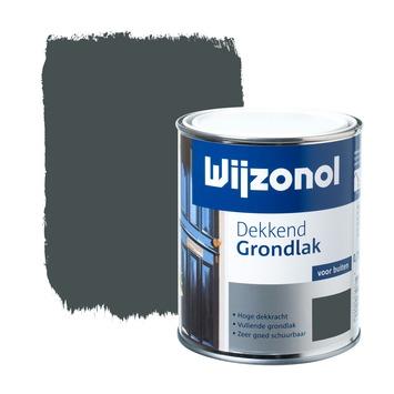 Wijzonol grondlak blauwgrijs 750 ml