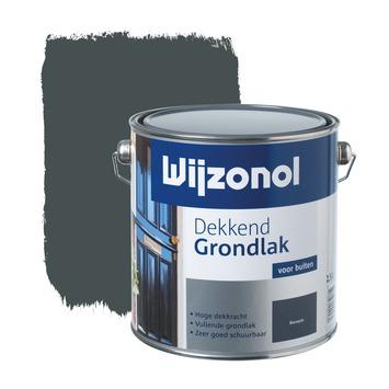 Wijzonol grondlak blauwgrijs 2,5 l