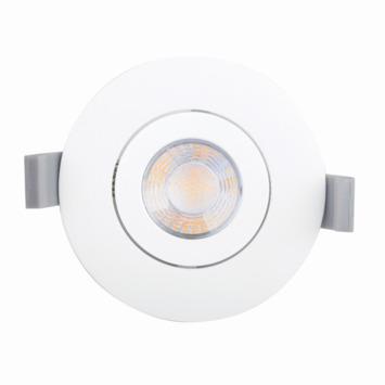 KARWEI inbouwspot LED richtbaar rond wit