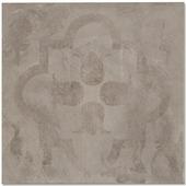 Vloertegel Dust Grigio Decor 30x30 cm 1 stuk