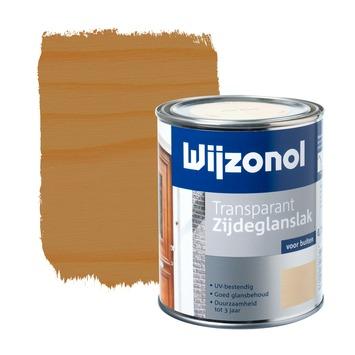 Wijzonol lak zijdeglans grenen transparant 750 ml