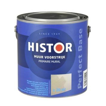 Histor Perfect Base voorstrijk transparant 2,5 l