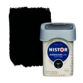 Histor Perfect Finish lak zijdeglans zwart 250 ml