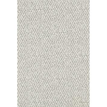 Le Noir & Blanc textielbehang Brighton grey 130 cm breed, per meter
