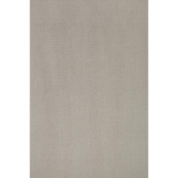 Le Noir & Blanc textielbehang Oxford grey 130 cm breed, per meter