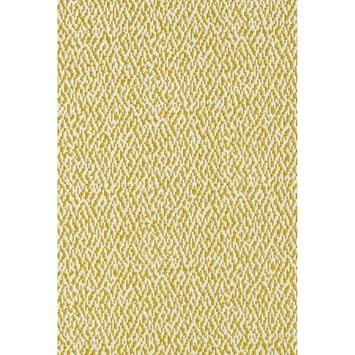 Le Noir & Blanc textielbehang Brighton ochre, 130 cm breed, per meter