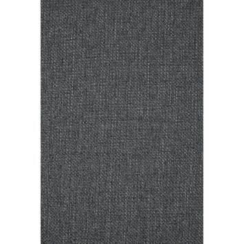 Le Noir & Blanc textielbehang Cornwall anthracite 130 cm breed, per meter