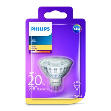 Philips LED capsule G9 5,3(=20W) 230lm warm wit