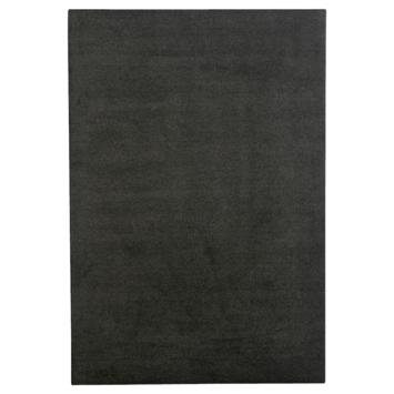 Messina Vloerkleed Zwart 11 mm 170x230 cm