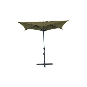 Parasol Jet taupe d250 cm