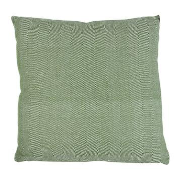 Kussen Tweed 45x45 Olijf