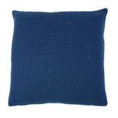 Kussen Gerstekorrel 45x45 Donkerblauw