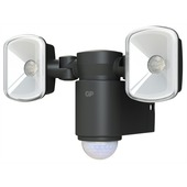 GP Safeguard LED buitenlamp op batterijen met bewegingsmelder