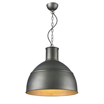 KARWEI Hanglamp Tygo verweerd grijs