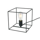 KARWEI Tafellamp Lennox zwart