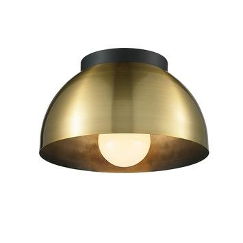 KARWEI Plafondlamp Runar messingkleur