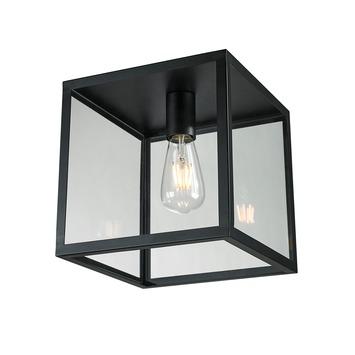 KARWEI Plafondlamp Flemming zwart