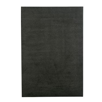 Messina Vloerkleed Zwart 11 mm 200x300 cm