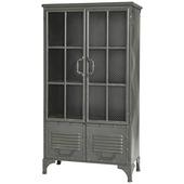 WOOOD metalen 2-deurs ladekast Nova 113,5x62x35,5 cm