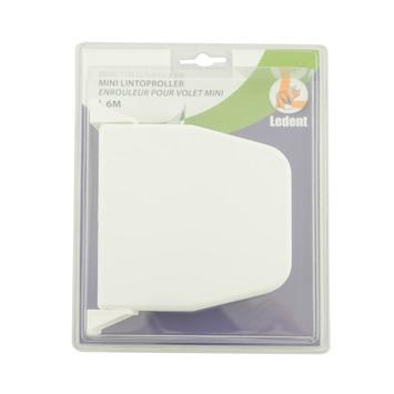 Ledent Mini lintoproller wit voor lint 1,4x600 cm