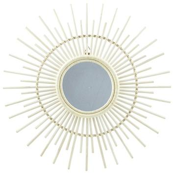 Spiegel zonnestraal