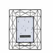 Fotolijst zwart 19x2,5x24cm