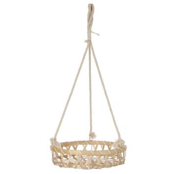 Tray hangend l.bruin 6x29cm