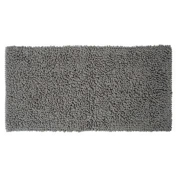 Sealskin Badmat Twist Lichtgrijs 60x120 cm