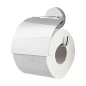 Handson Smart toiletrolhouder met klep chroom