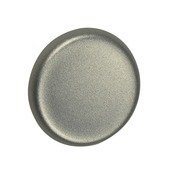 Knop Hetty aluminium 30 mm