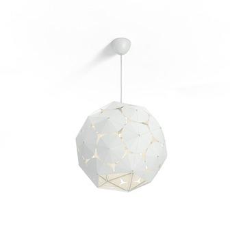 Philips hanglamp Corkwood wit