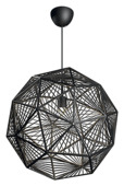 Philips hanglamp Mohair zwart