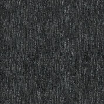 Vliesbehang bamboe weefsel middernacht (dessin 103957)