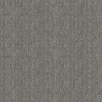 Le Noir & Blanc vliesbehang  fijn antraciet (dessin 104003)