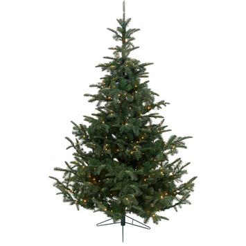 Kunstkerstboom Nordmann met led verlichting 180 cm kopen? | KARWEI