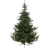 Kunstkerstboom Nordmann met led verlichting 180 cm