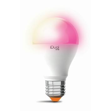 iDual one E27 806lm RGB 2st met afstandsbediening