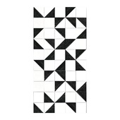Fotobehang zwart wit vlakken (dessin 89435)