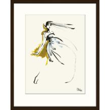 Print in lijst 40x50 Petra Lunenburg woman