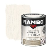 Rambo pantserbeits vintage meubel & interieur warm wit 750ml