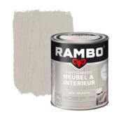 Rambo pantserbeits vintage meubel & interieur licht grijs 750 ml