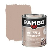 Rambo pantserbeits vintage meubel & interieur oud roze 750 ml