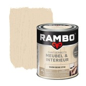 Rambo pantserbeits vintage meubel & interieur warm beige 750 ml