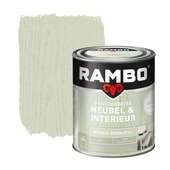 Rambo pantserbeits vintage meubel & interieur vintage groen 750 ml