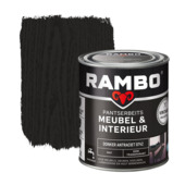 Rambo pantserbeits vintage meubel & interieur donker antraciet 750 ml