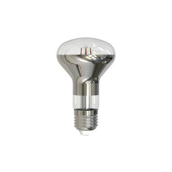 Handson LED-filament lamp E27 6W (=40W) spiegel